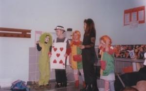 Integrirana igraonica 2003. - Priredba i mini karneval pod maskama