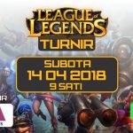 TURNIR U LEAGUE OF LEGENDS