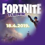 Fortnite turnir gimnazije Gaudeamus