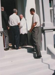 Svečano otvorenje Gaudeamusa 1996.